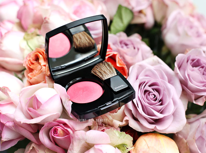 Chanel Joues Contraste Powder Blush Vibration 270 Review and Swatch