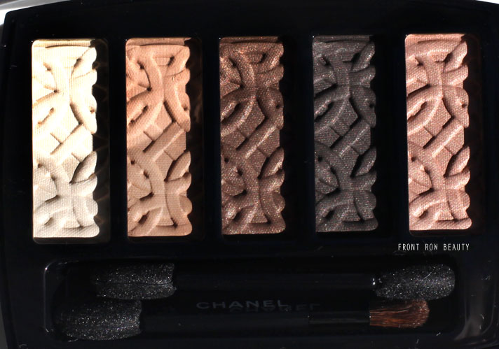 Les-5-Ombres-de-chanel-Eyeshadow-Palette-2015-fall-collection-review-swatch-2