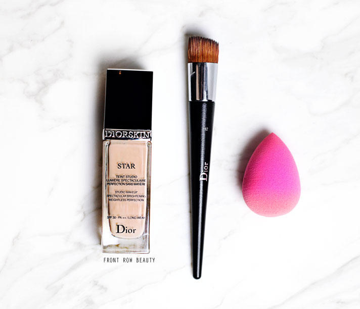 Dior Diorskin Star Studio Foundation Review and Swatch