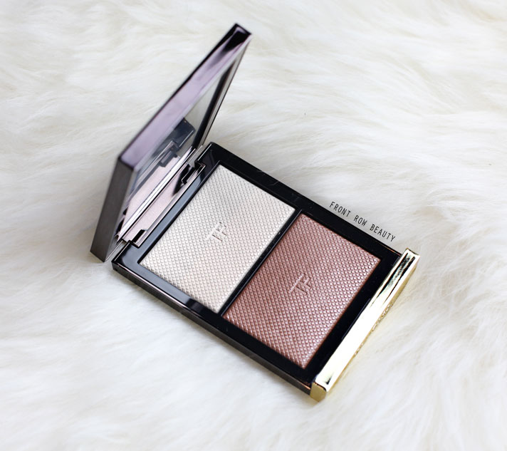 Tom Ford Skin Illuminating Powder Duo Moodlight Review and Swatch