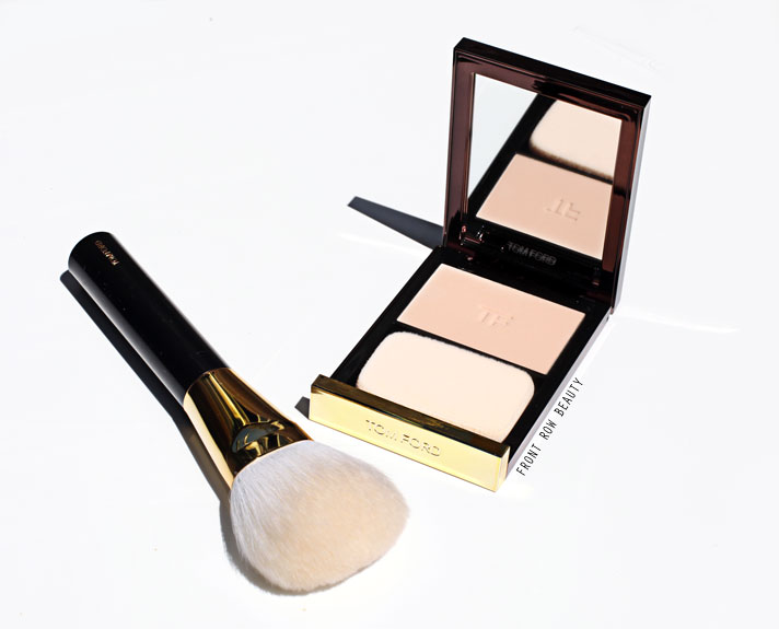 Tom Ford Flawless Powder Foundation Review and Swatch