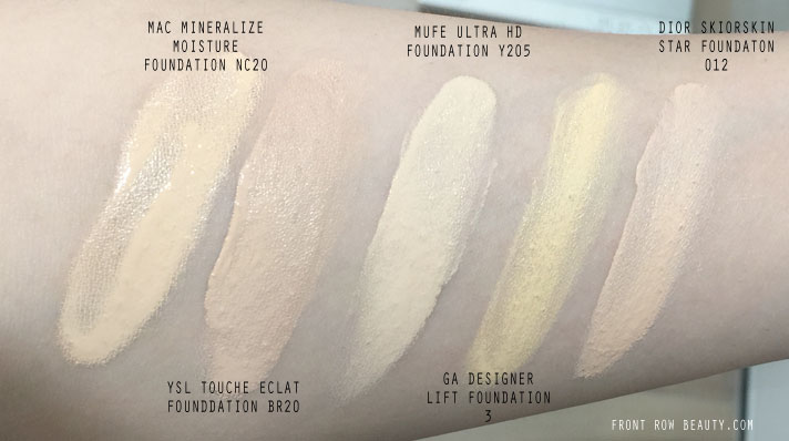 MUFE-makeup-for-ever-ultra-hd-foundation-review-swatch-comparison