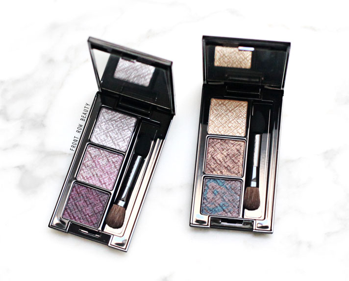 SUQQU 2015 Christmas Makeup Collection Kit A and B Review and Swatches