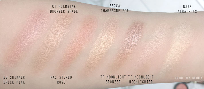 Becca-Jaclyn-Hill-Shimmering-Skin-Perfector-Champagne-Pop-Highlighter-review-swatch-4-comparison
