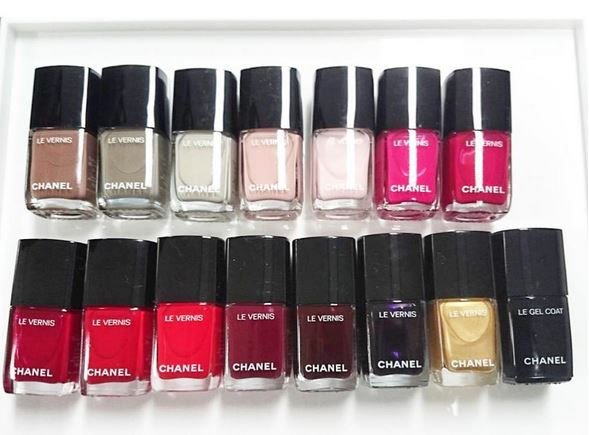 New-Chanel-Nail-longwear-color-range-collection-2016