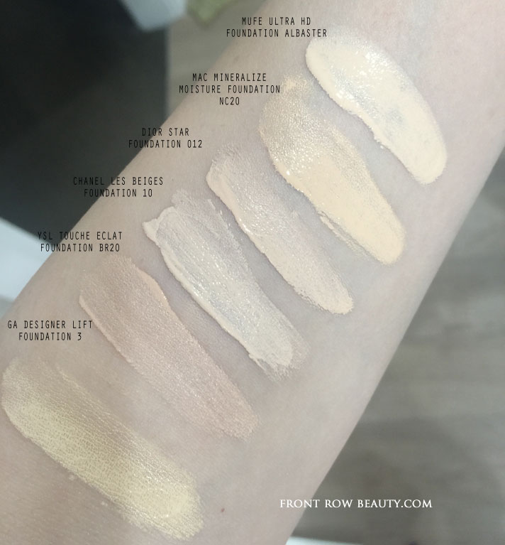 chanel-les-beiges-healthy-glow-foundation-review-shade-10-comparison-swatch-2