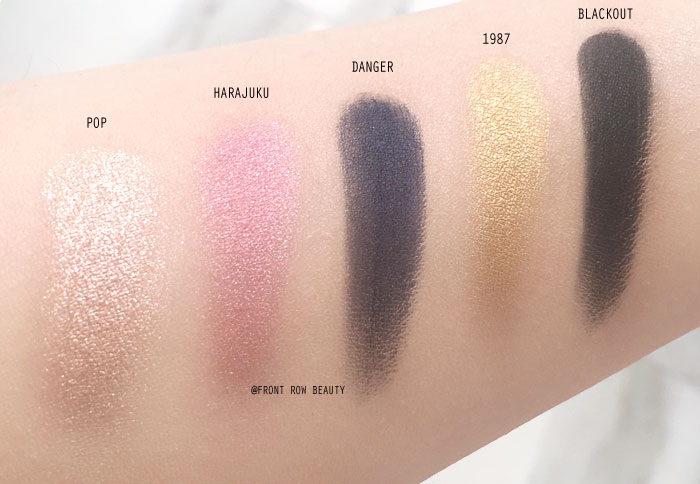 Urban-Decay-UD-Gwen-Stefani-Eyeshadow-Palette-review-swatch-4