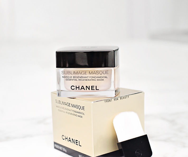 Chanel Sublimage Regenerating Mask Review