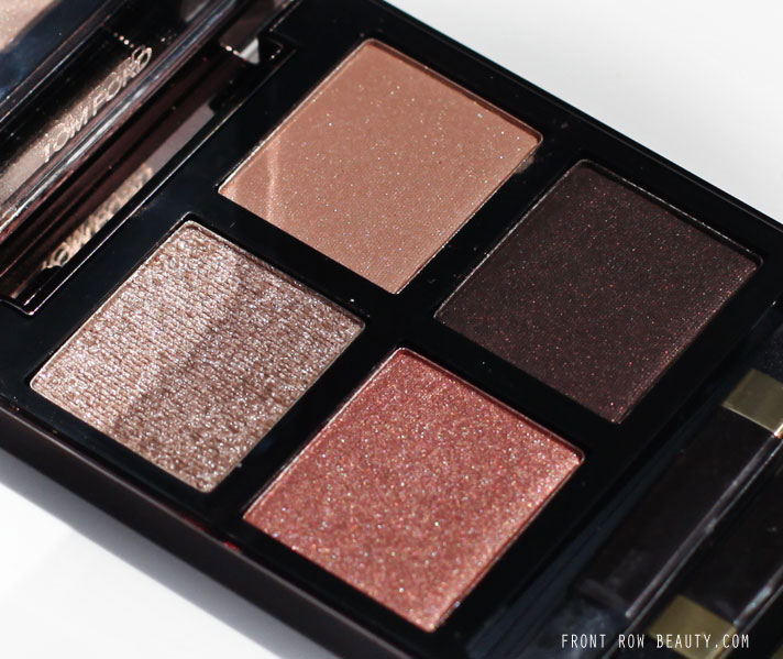 Tom Ford Eye Shadow Quad Disco Dust Review and Swatch – Spring 2016 Collection