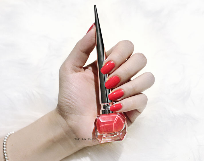 christian-louboutin-beaute-hawaii-kawai-collection-nail-color-polish-swatch-Miss Loubi