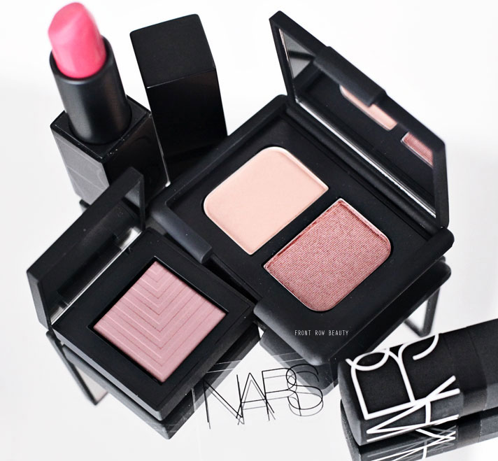 NARS Spring 2016 Duo Eyeshadow HAMMAMET and Duo Intensity Eyeshadow KARI Review and Swatch