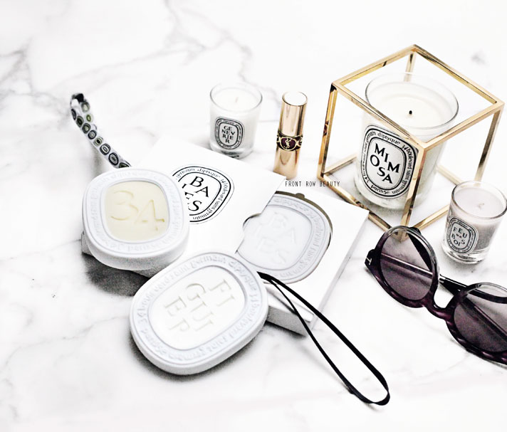 Diptyque Scented Oval Reviews – Baies, Figuier and 34 Boulevard Saint Germain