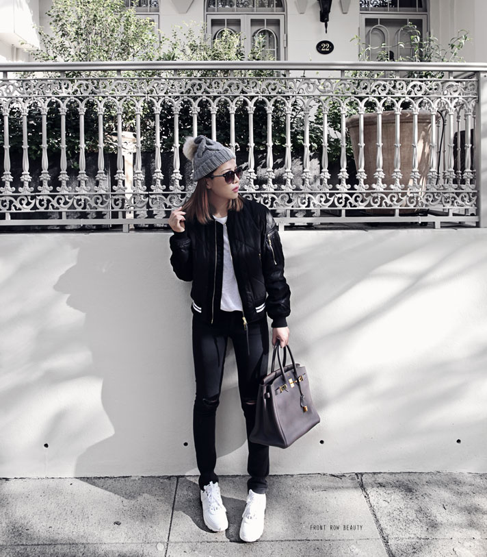 OOTD – The Perfect Bomber Jacket