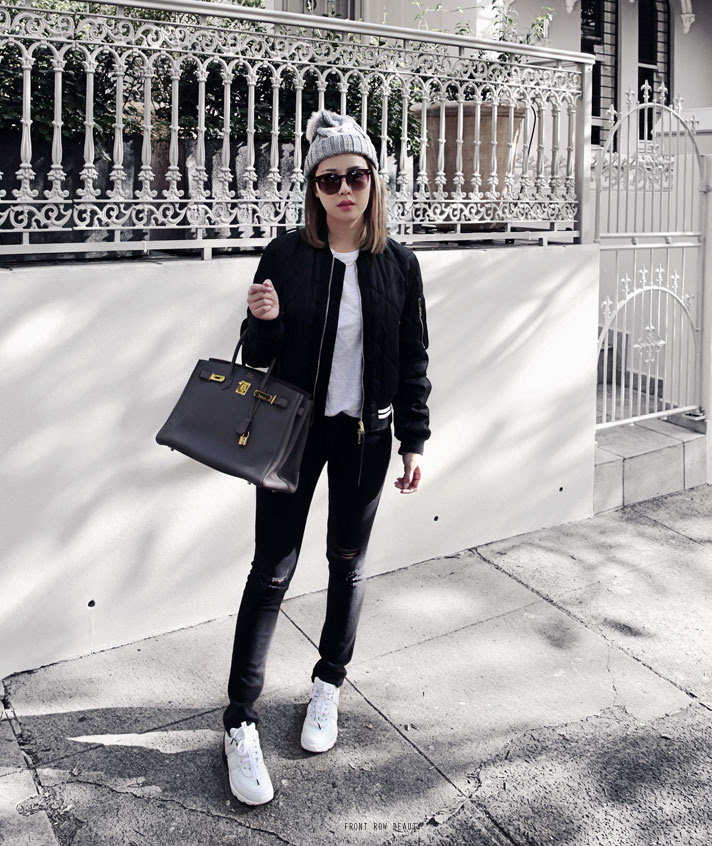 hermes-birkin-etain-rag-and-bone-bomber-jacket-legging-skinny-jeans-ootd-chanel-white-sneakers-3