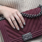 Chanel Le Vernis Longwear Nail Color Monochrome Swatch