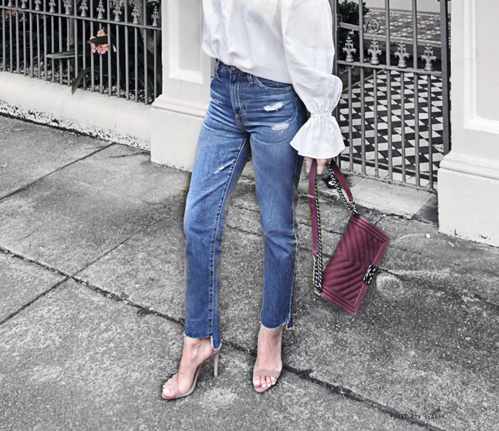 ag-phoebe-high-waisted-jeans-ootd-chanel-boy-bag-plum-suede-3