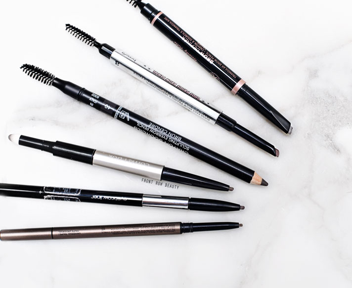 best-eye-brow-pencils-chanel-anastasia-beverly-hills-benefit-it-cosmetics-shu-uemura-kanebo-review-swatch-2