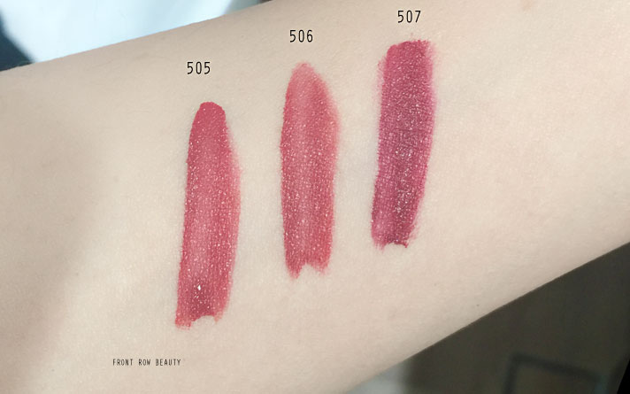 giorgio-armani-lip-magnet-liquid-lipstick-review-swatch-505-506-507-3
