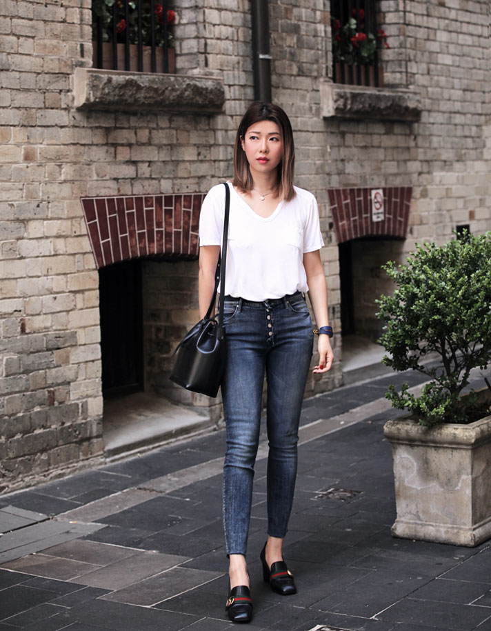 gucci-loafers-mansur-garvriel-bucket-bag-mother-jeans-ootd-resized-2