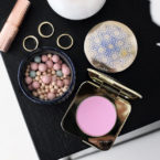 Tom Ford Nightbloom Velvet Orchid and Guerlain Météorites Perles de Légende Light Revealing Pearls of Powder Review and Swatch