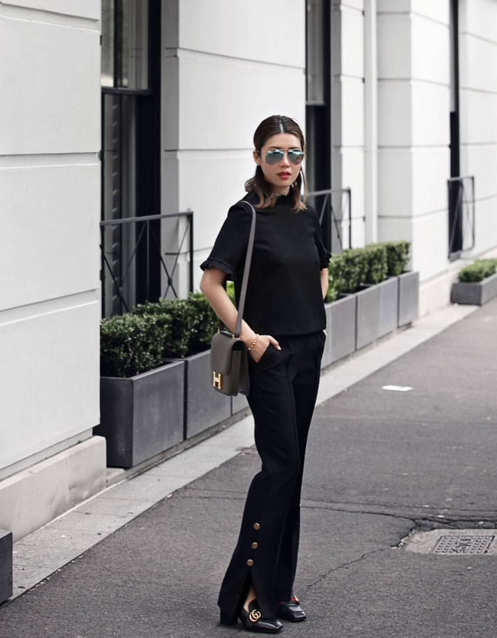 hermes-constance-etain-bag-gucci-loafers-shoes-victoria-beckham-aviators-ootd-5