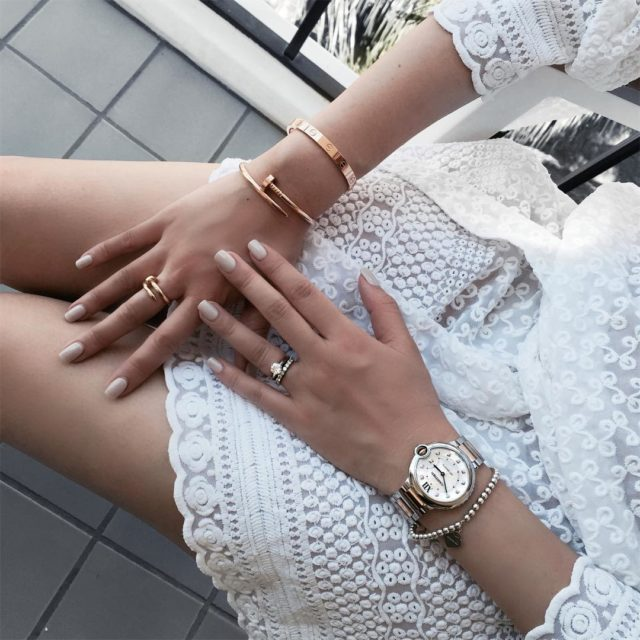 #aotd I #cartier #armcandy #armswag #cartierlover #finejewelry #cartierballonbleu #cartierlovebracelet #cartierjusteunclou #luxury #luxuryfashion #tiffanyandcoring #armstack
