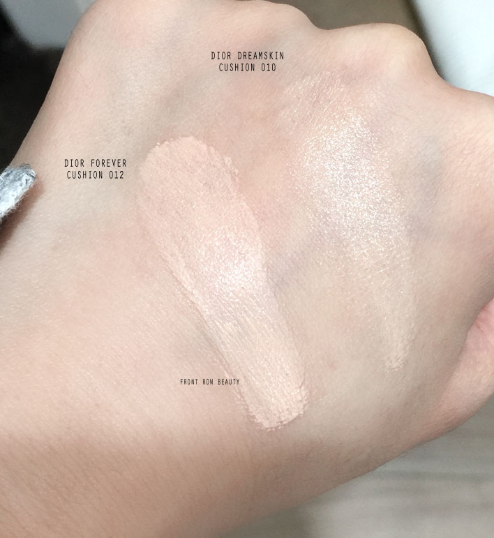 Modish Dior Diorskin Forever Perfect Cushion Foundation Review and Swatch YI16