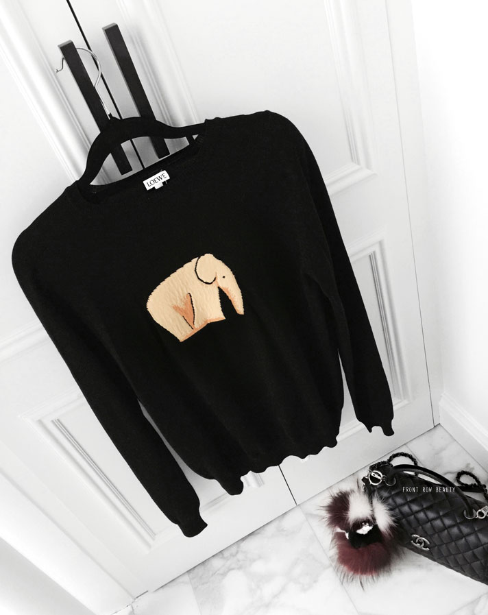 loewe-intarsia-sweater-elephant-ootd-chanel-coco-handle-black-small