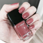 Chanel Le Vernis Longwear Nail Colour – Rose Confidentiel is now in the new formula!
