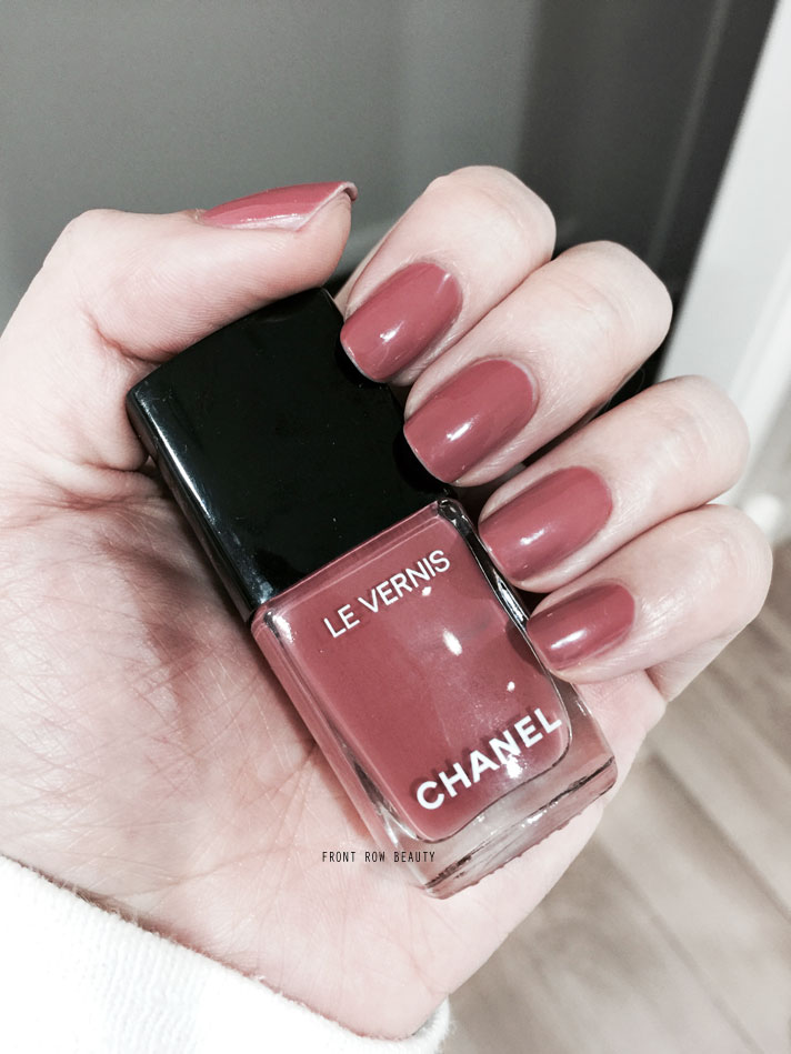 Chanel Le Vernis Longwear Nail Colour – Rose Confidentiel is now in ...