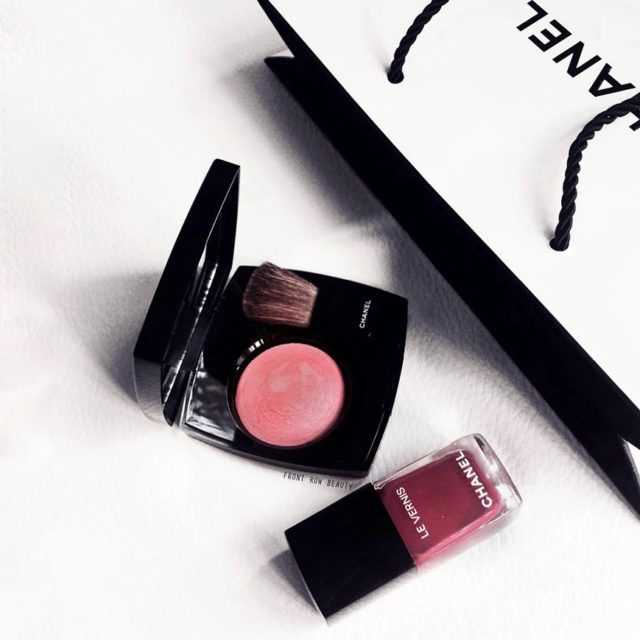 Obsessed with these two colors that I picked up recently from #chanel (review is up and link in bio) #newin…