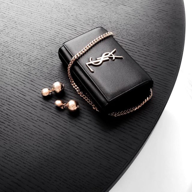 Been using the #ysl mini monogram bag as a party bag for a while now, should I add another evening…