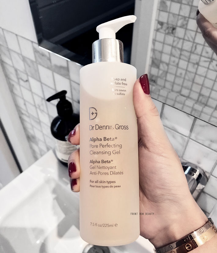Alpha Beta Pore Perfecting Cleansing Gel by dr dennis gross #7