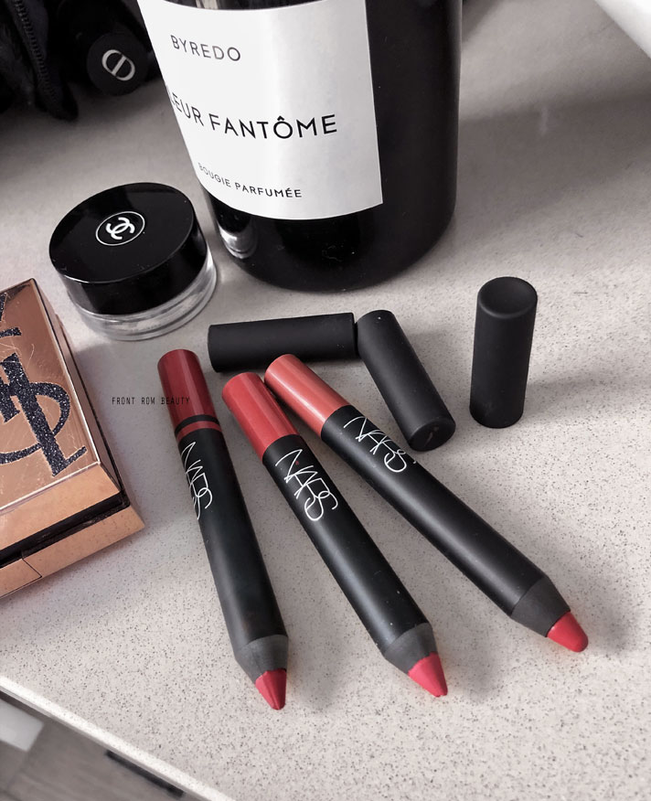 My Favorite Nars Lip Colors – Dolce Vita, Walkyrie and